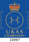 UKAS calibration logo